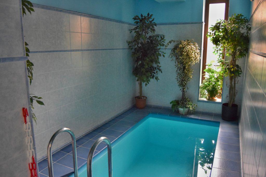 Bazének sauny